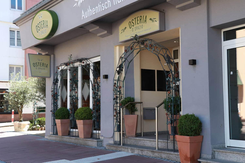 Hauptgerichte   Pizzeria Freudenstadt   Osteria D'Orazio
